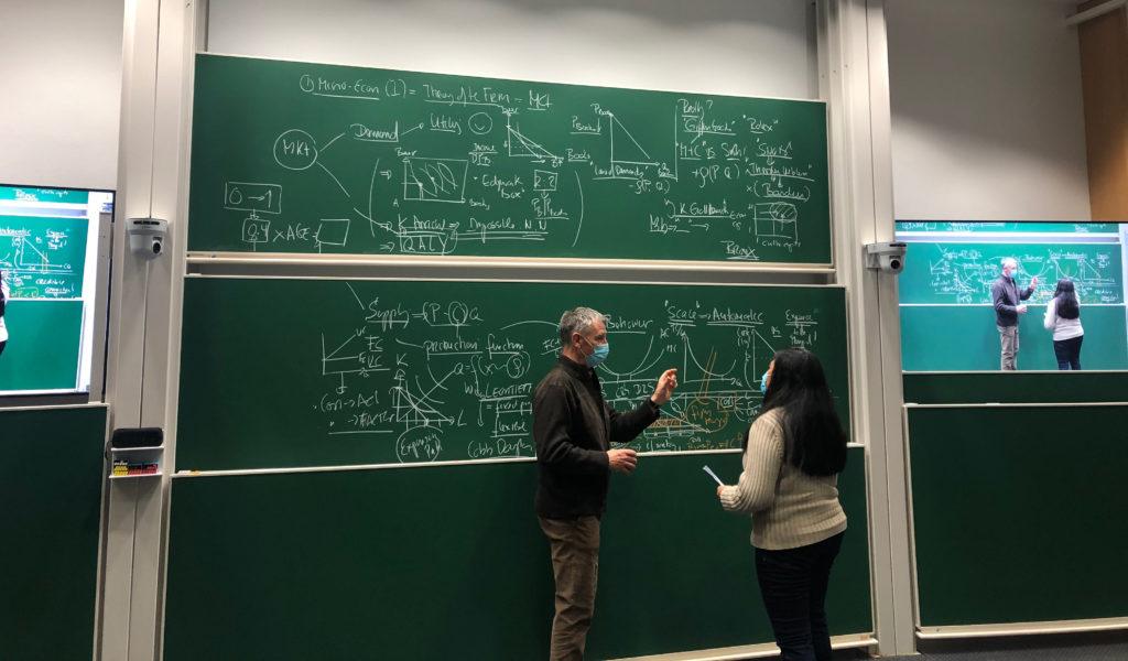 Economics - Professor Ralf Boscheck